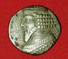 {Ancient Parthia/Persia/Greek/Goodarz II,Gotarzes II, c.AD 44-51 Bl Tetradrachm}