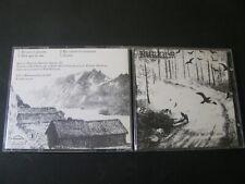 1BURZUM Hvis Lyset Tar Oss (RARE 1993 1st PRESS)Darkthrone,Storm,Vinterland,Evol