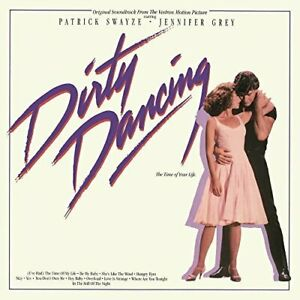 Dirty Dancing (1987) (LP) Bill Medley, Jennifer Warnes, Patrick Swayze..