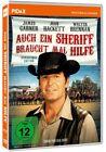 DVD -Auch ein Sheriff braucht mal Hilfe *Westernkomödie mit James Garner * Pidax