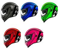 2020 Icon Airform Conflux Full Face DOT ECE Motorcycle Helmet - Pick Size Color