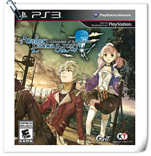 PS3 Atelier Escha & Logy Alchemists of the Dusk sky ENG / JPN Games RPG Koei