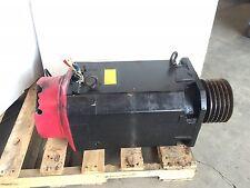 Ge Fanuc P40 Ac Spindle Motor Model A06b 0831 B300 185 Kw Cnc