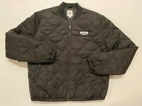 Vans New Boom Boom IV Quilted Full Zip Jacket Women's Small MSRP $70