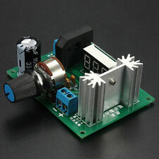 LM317 AC/DC Adjustable Voltage Regulator Step-down Power Supply Module LED US