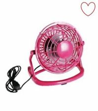 Pink Electric Portable Fans