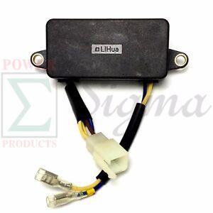Lihua AVR For Powerstroke PS902500 PS903500 PS9C3501 Generator Voltage Regulator