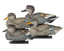 NEW Dakota Decoy 17500 Waterfowl Hunting X-Treme Gadwall Decoys (6 Pack)