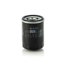 MANN Oil Filter - W610/3