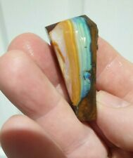 Boulder Opal 1685 carats 5 Lovely Pieces on Ironstone
