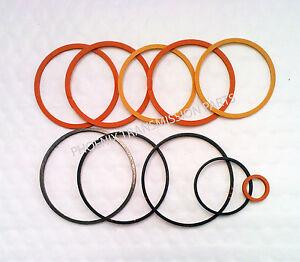 Turbo 350 TH350C Transmission Sealing Ring Kit 1969-1986 10 pieces
