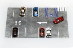 MINI GT MGTAC01 1/64 PARKING LOT PAD TYPE A (40 X 25CM)