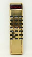 Sinclair Sovereign gold plated rare calculator red leds a led rossi calcolatrice