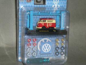 1/64th M2 Machines Model Kit R38 1960 VW Delivery Van Shorty