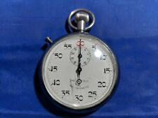 Vintage Chesterfield 1/5 Stop Watch Swiss Made