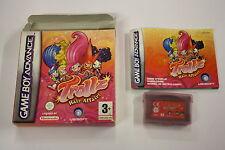jeu Nintendo Game Boy Advance  gba Trollz Hair Affair !  en boite