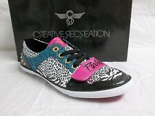 Creative Recreation Size 7.5 M Cesario White Fashion Sneakers New Womens Shoes