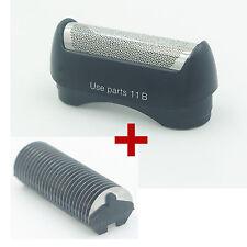 11B Shaver Foil & blade for BRAUN Series 1 110 120 130 140 150 5684 5685 Shaver