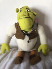 Shrek The Third Plush - New With Tag