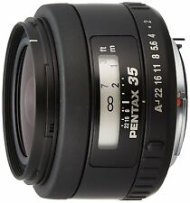 PENTAX Standard Single-Focus Lens FA35mm F2 AL K mount New