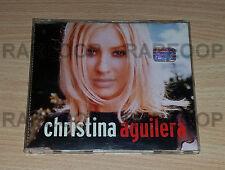 Christina Aguilera 2 Tracks Single [Super Pop Magazine] (CD) ARGENTINA PROMO
