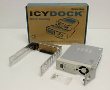ICY DOCK MB912CPDF Ultra160 / Ultra320 SCSI Mobile Rack for 80 PIN Drive [8]