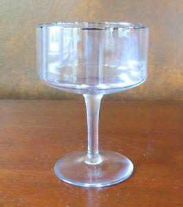 Lenox Rapture Platinum Trim Champagne Sherbet(s)