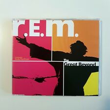 REM / R.E.M. THE GREAT BEYOND + 3 LIVE (EVERYBODY HURTS, ONE I LOVE) ♦ CD MAXI ♦