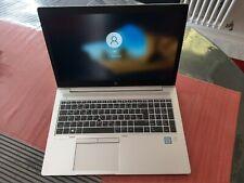 HP EliteBook 850 G6 , 16GB 256GB SSD, Intel Core i7 8. Gen, AMD Radeon, Garantie