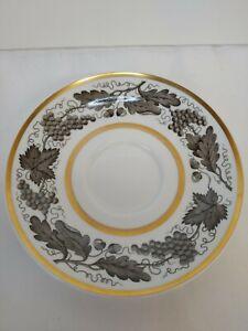 Spode Copelands KENT England Reproduction Of A Spode Pattern A.D 1808 Saucer