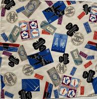 CHANEL silk scarf, 43 Cm Square, Ltd Edition