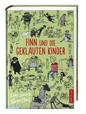 Grimstad, Lars - Finn und die geklauten Kinder //1