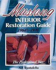 Mustang Interior Restoration
