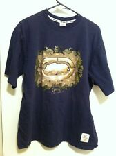 Echo Unltd. Mens L T Shirt Rhino Dark Blue