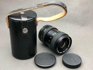 Carl ZEISS DDR VARIO-Prakticar 1:2.7-3.5 f=35-70mm MC Lens for Praktica PB