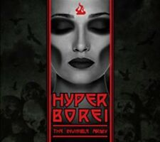 HYPERBOREI The invisible Army CD Digipack 2015
