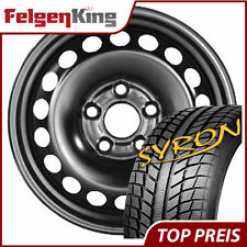 Winterräder - Syron Everest 1+ 185/60 R15 88T -> VW Polo, Ibiza/Toledo, Rapid