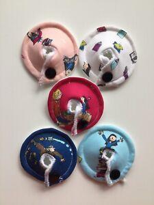 5 G Tube Feeding Pads/ PEG/ Button Pads/ Mic Key - 'Matilda'