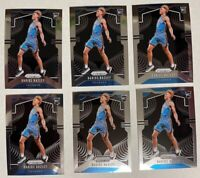 2019-20 Panini Prizm Darius Bazley 6 ct Rookie RC Lot OKC Thunder #289