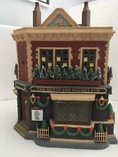 The Horse & Hounds Pub Retired - Dept 56 Dickens Village Series Ships in Ontario