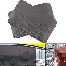 2x  63cm Car Curtain Windshield Sunshade UV Protection Side Window Film Sticker