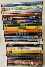 Dvd Assortment - You pick your choice(s) $3.00 ea. Buy multiples and save.