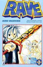 manga STAR COMICS RAVE  numero 2