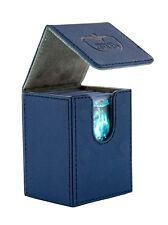 Ultimate Guard - Flip Deck Case Xenoskin 80 + Blu - Mappe: Boxe - Gaming Boxe
