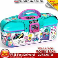 So Slime DIY Case Making Kit Set Kids Children Gift No Glue Multi-Colour Art Fun