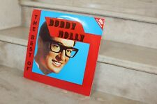 buddy holly - the best of ( 2lp album)  top classic historia