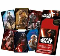 STAR WARS 7 VII THE FORCE AWAKENS CARTE DECK GAME CARD DA GIOCO PLAYING CARDS #1