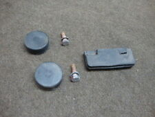 73 SUZUKI GT380 GT 380 TRIPLE FUEL TANK MOUNTS #Y23