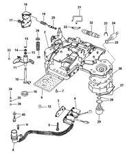 2000-04 Dodge Dakota Automatic Transmission Solenoid New OEM 52118500AB