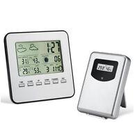 Digital Wireless Indoor Outdoor Weather Sensor Thermometer Temperature Humidity